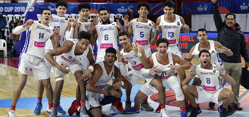 Puerto Rico se sube al podio en el Mundial U17 de Argentina