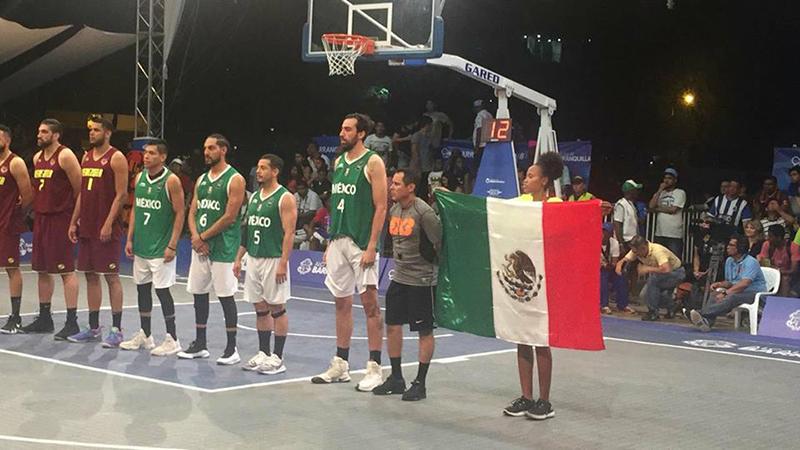 México a un paso del bronce en el basquet 3x3