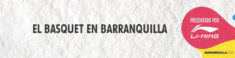Basquet en Barranquilla