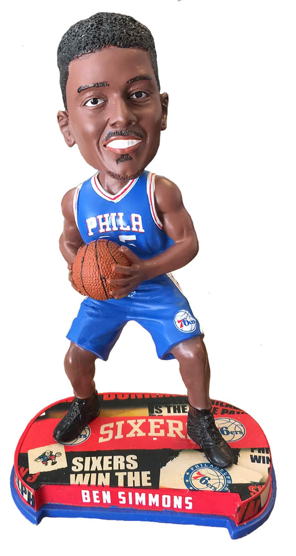 """Los peores """"bobblehead"""" en la NBA"""