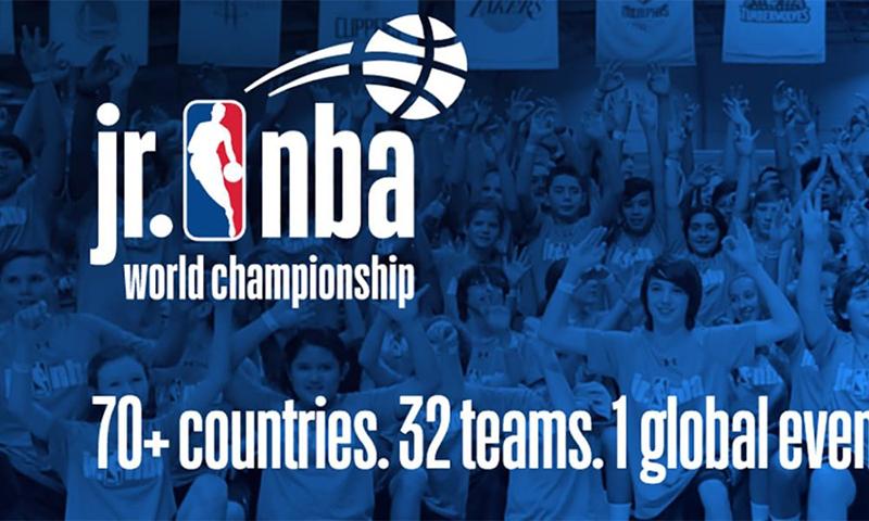 México presente en el primer Jr. NBA World Championship
