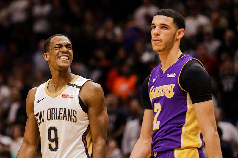 Los Lakers siguen con chequera en mano