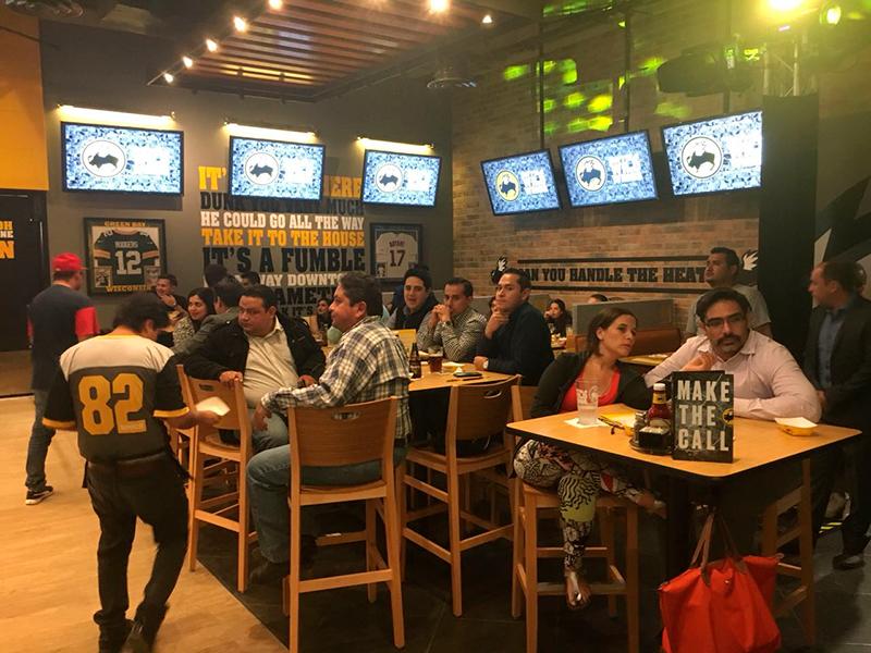 BWW abre nuevo lugar para disfrutar de los deportes