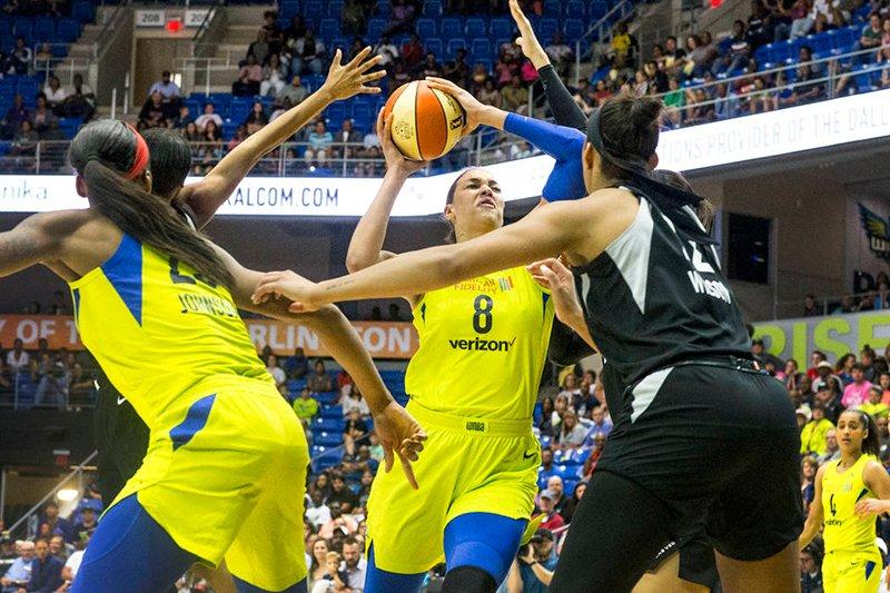 Dallas Wings las últimas invitadas a Playoffs WNBA