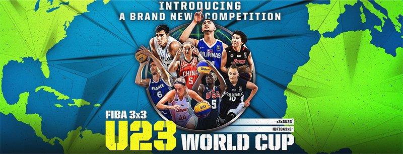 Nuevo torneo FIBA 3x3 U23