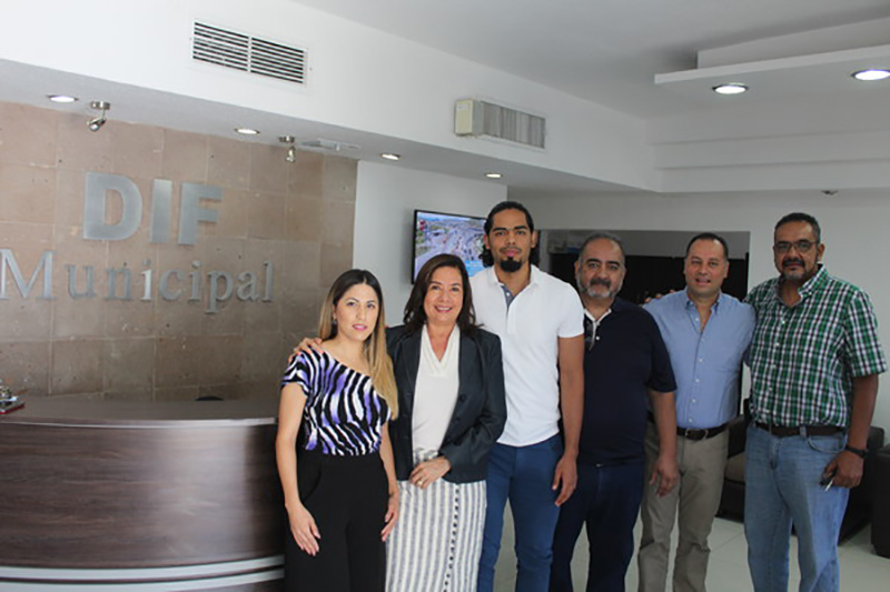 Jorge Gutiérrez y su noble labor en Chihuahua