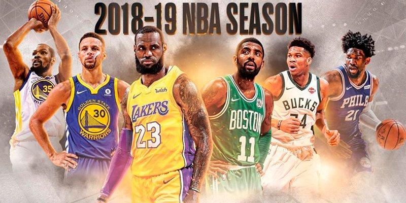 Los partidos imperdibles de la temporada 2018-19 de la NBA