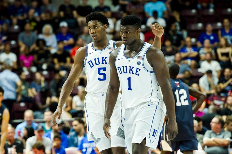 Los nuevos Blue Devils de Duke