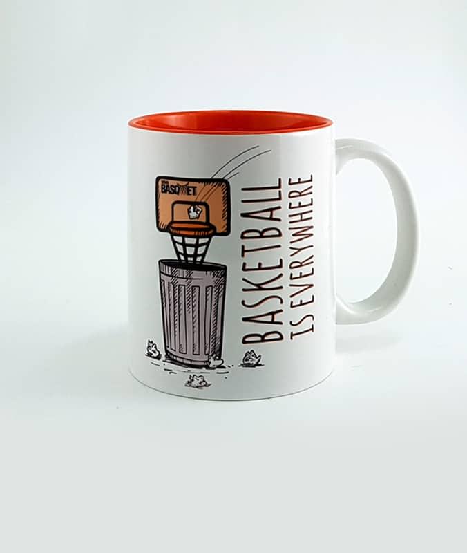 Taza oficina viva basquet tienda - Tazas de cafe de diseno ...