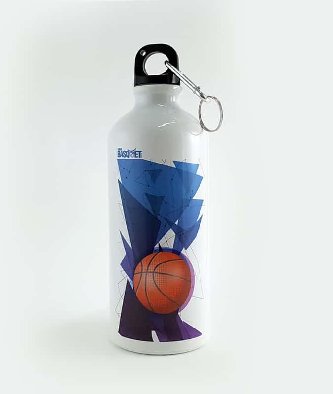 termo con diseño basquetbolero a la vanta en vivabasquet tienda