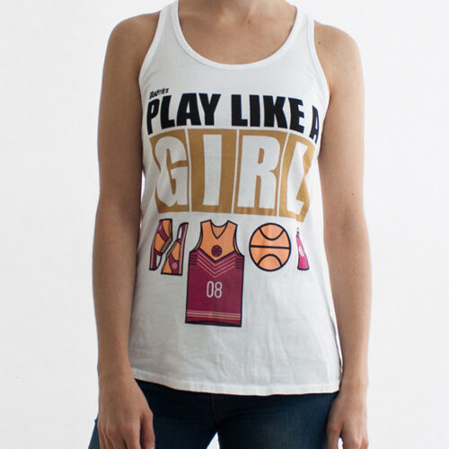 playera para mujer con diseño único de basketball a la venta en la tienda de viva basuet