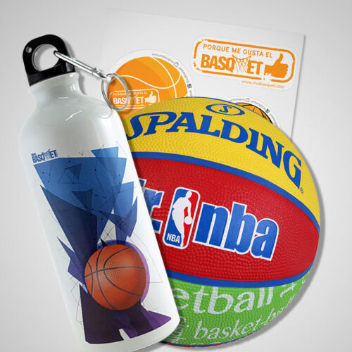 Paquete día del niño, Spalding NBA Jr