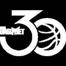 Viva Basquet Logo 30 Aniversario