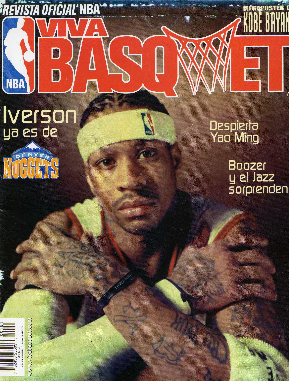 IVERSON Viba basquet