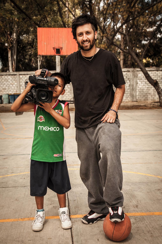 los triquis de oaxaca en viva basquet