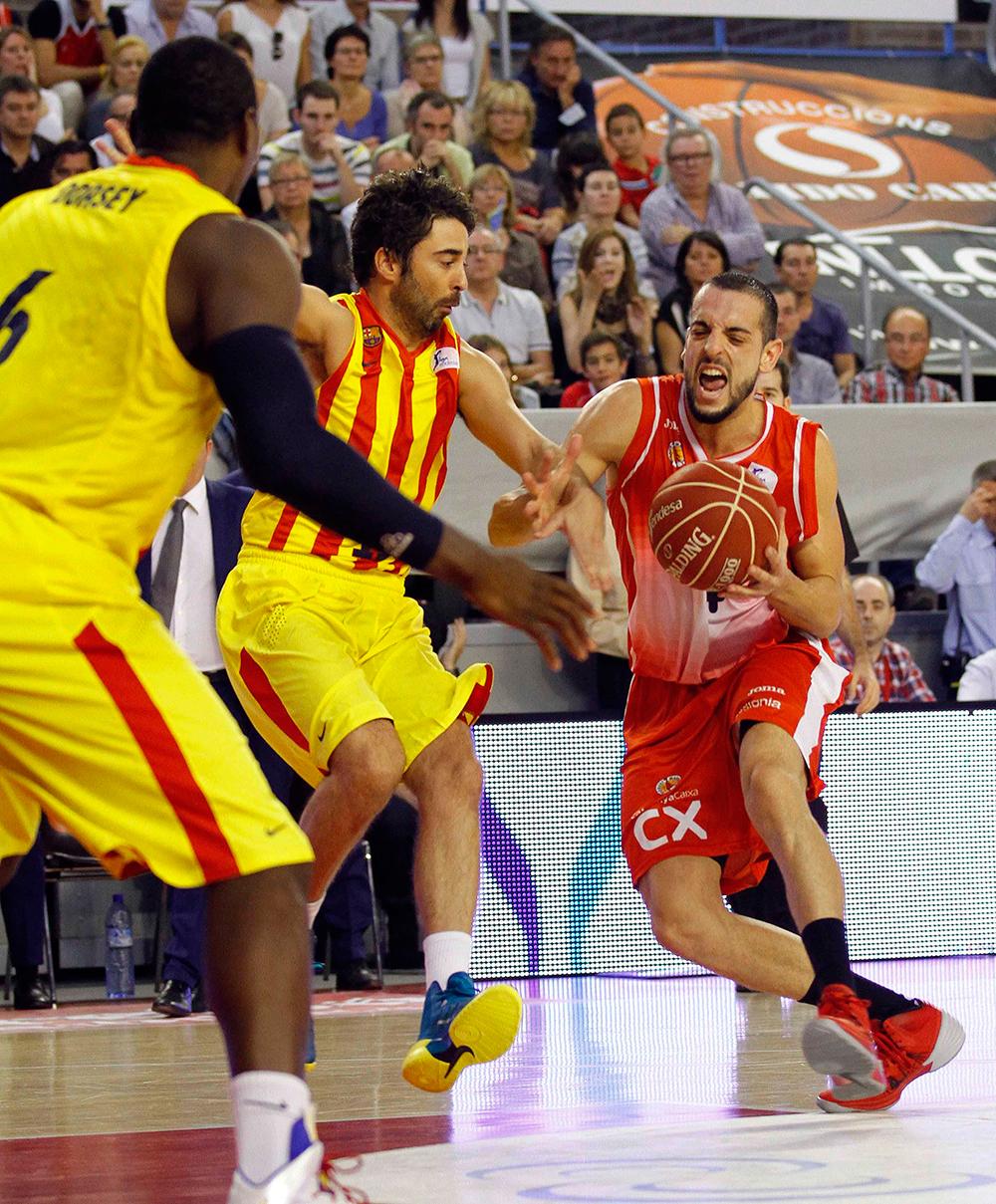 JORNADA 4 ENDESA basquetbol