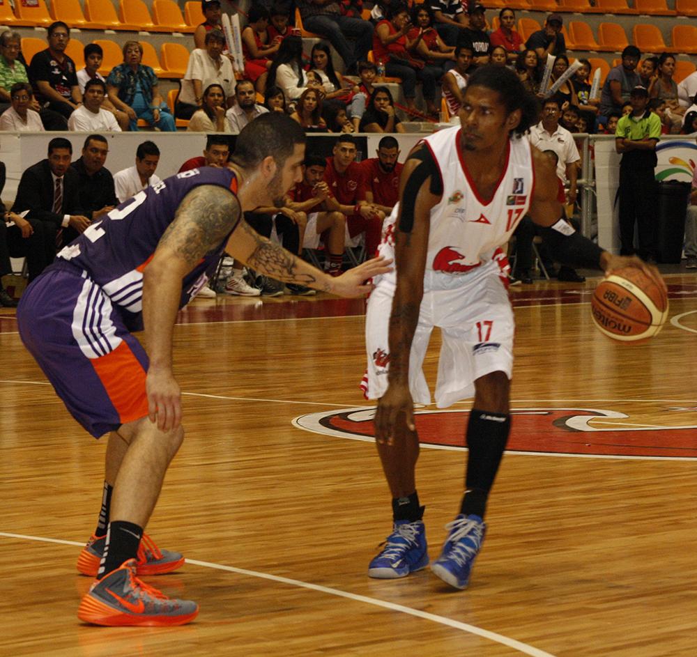 HROJOS VS PIONEROS de la liga lnbp en viva basquet