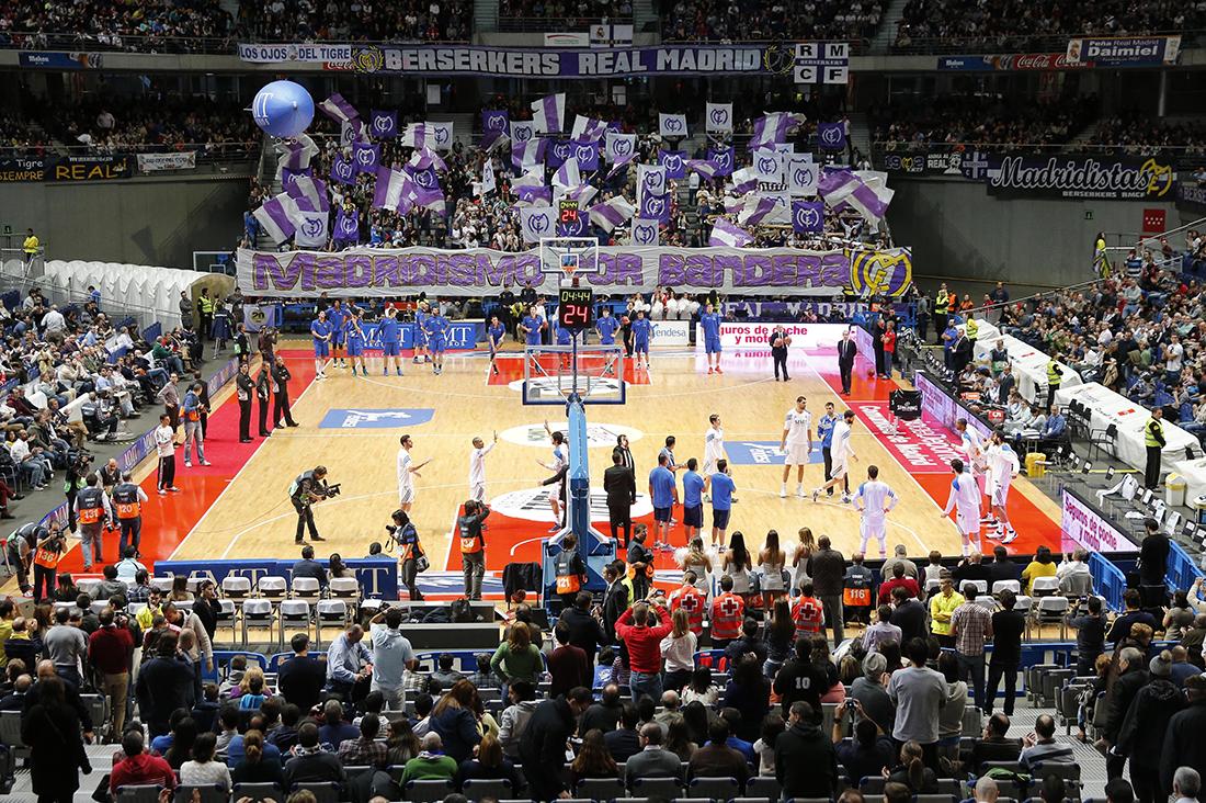 Ángel Martínez en viva basquet