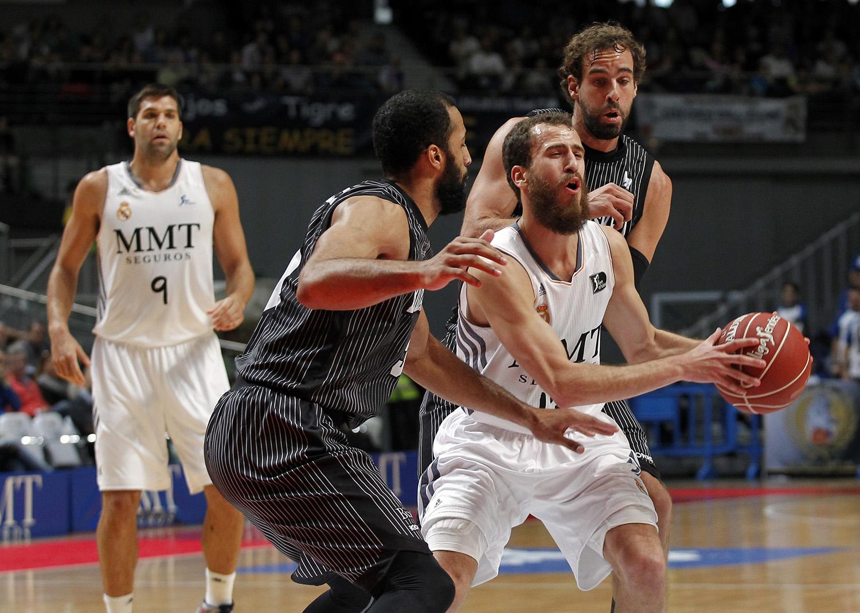 SERGIO RODRIGUEZ en viva basquet