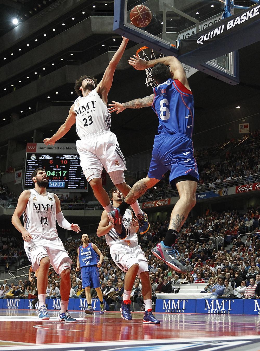 ENDESA jornada 7 en viva basquet