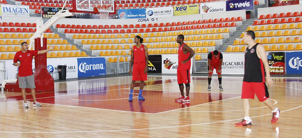 HALCONES ROJOS LNBP Viva basquet