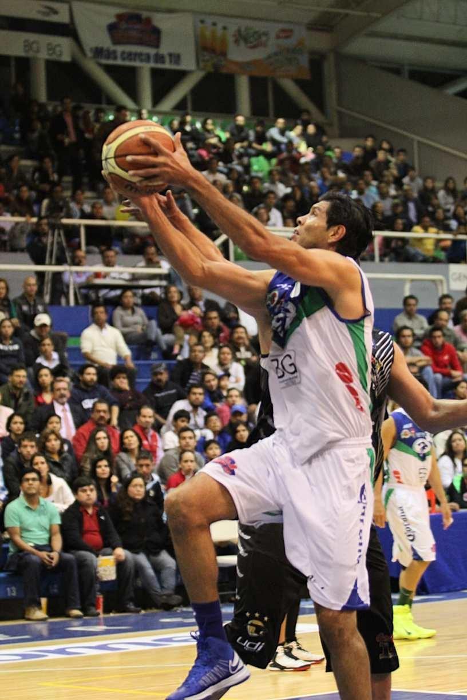 HALCONES VS PANTERAS en viva basquet