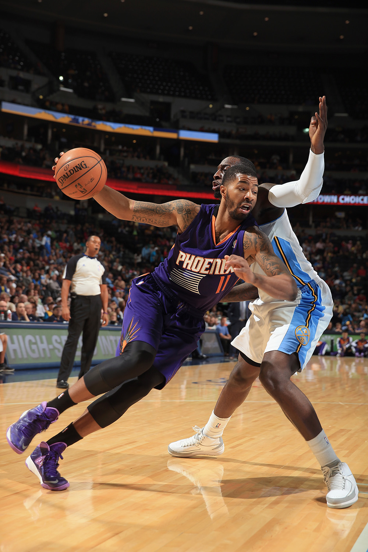 Marquis Morris en viva basquet jugando basketball