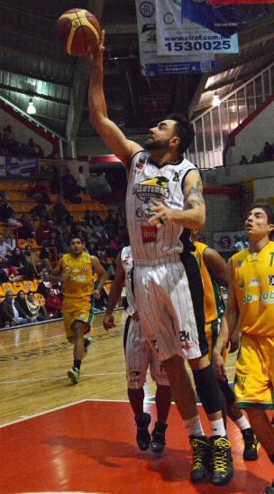 PANTERS VS GANSOS en viva basquet