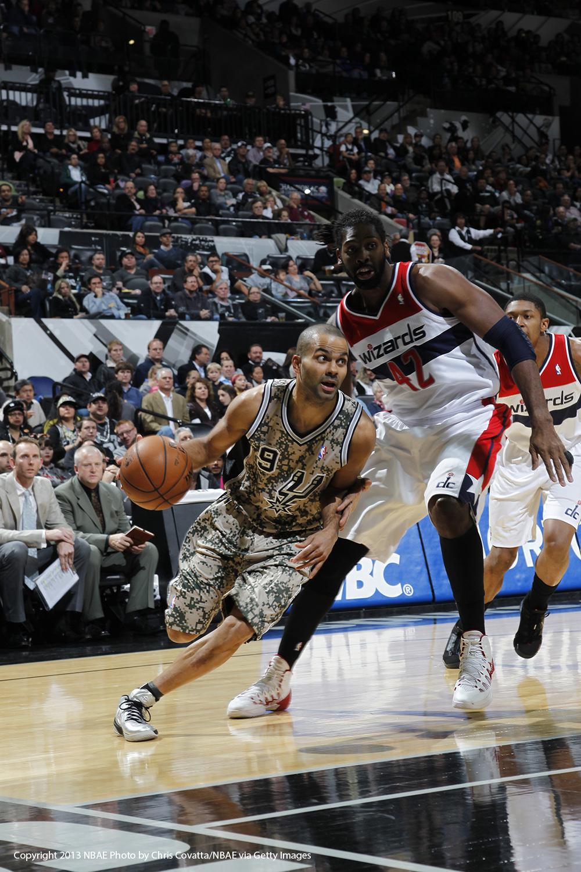 Tony Parker en viva basquet
