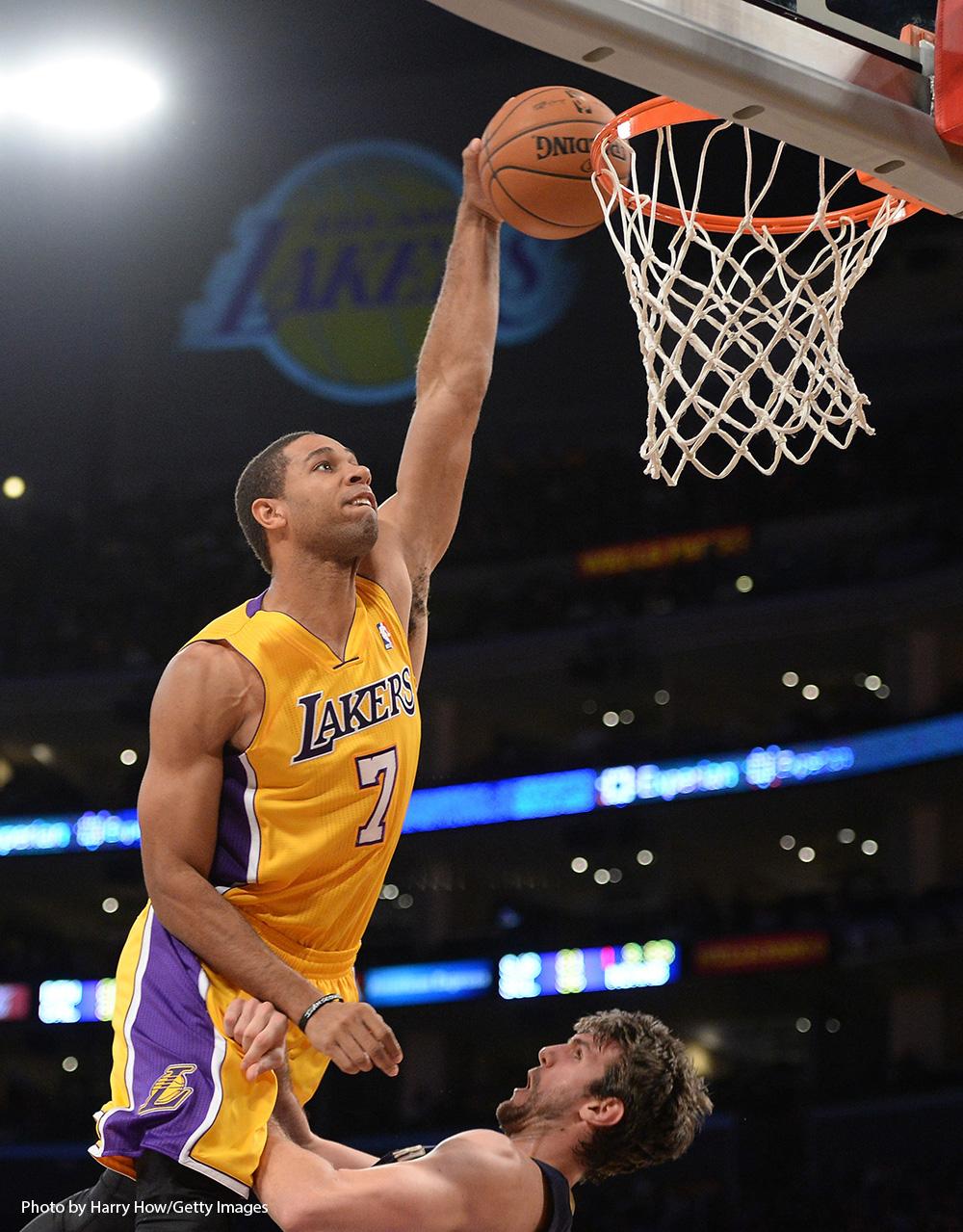 Xavier Henry en viva basquet