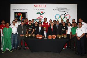 Selección Mexicana de Basquetbol en viva basquet