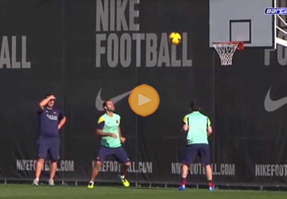 ¿La pasión oculta de Messi? por viva basquet
