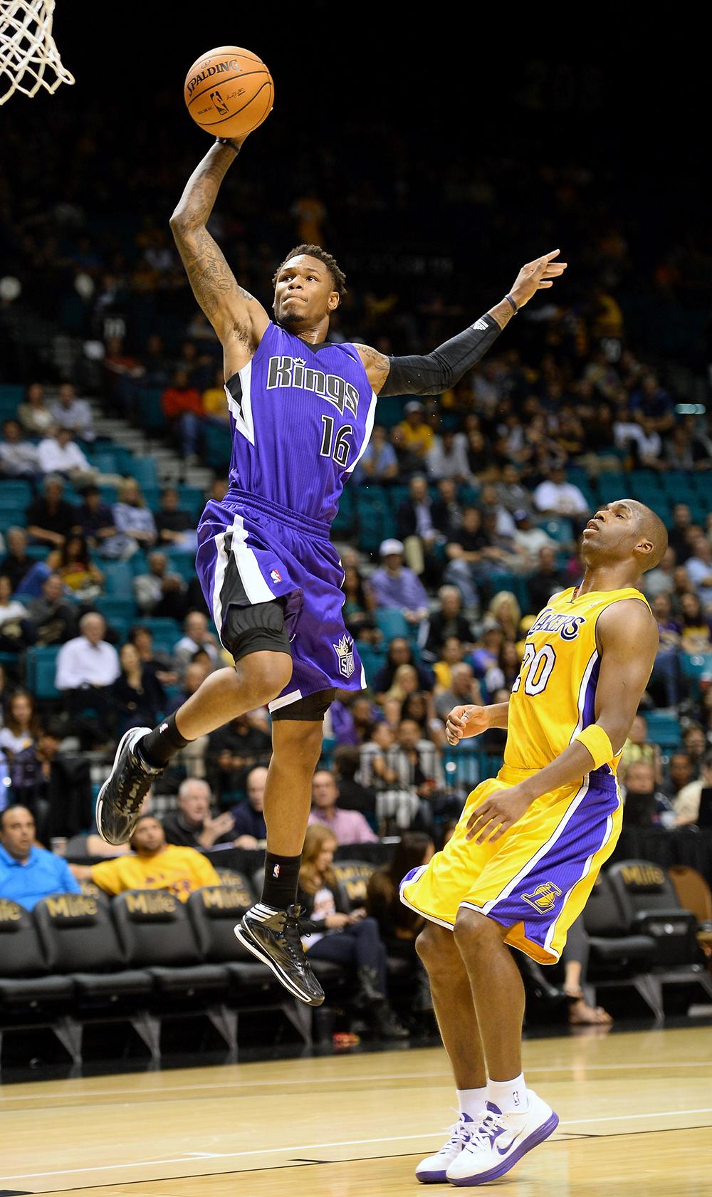 Ben McLemore  jugador de basquetbol en viva basquet