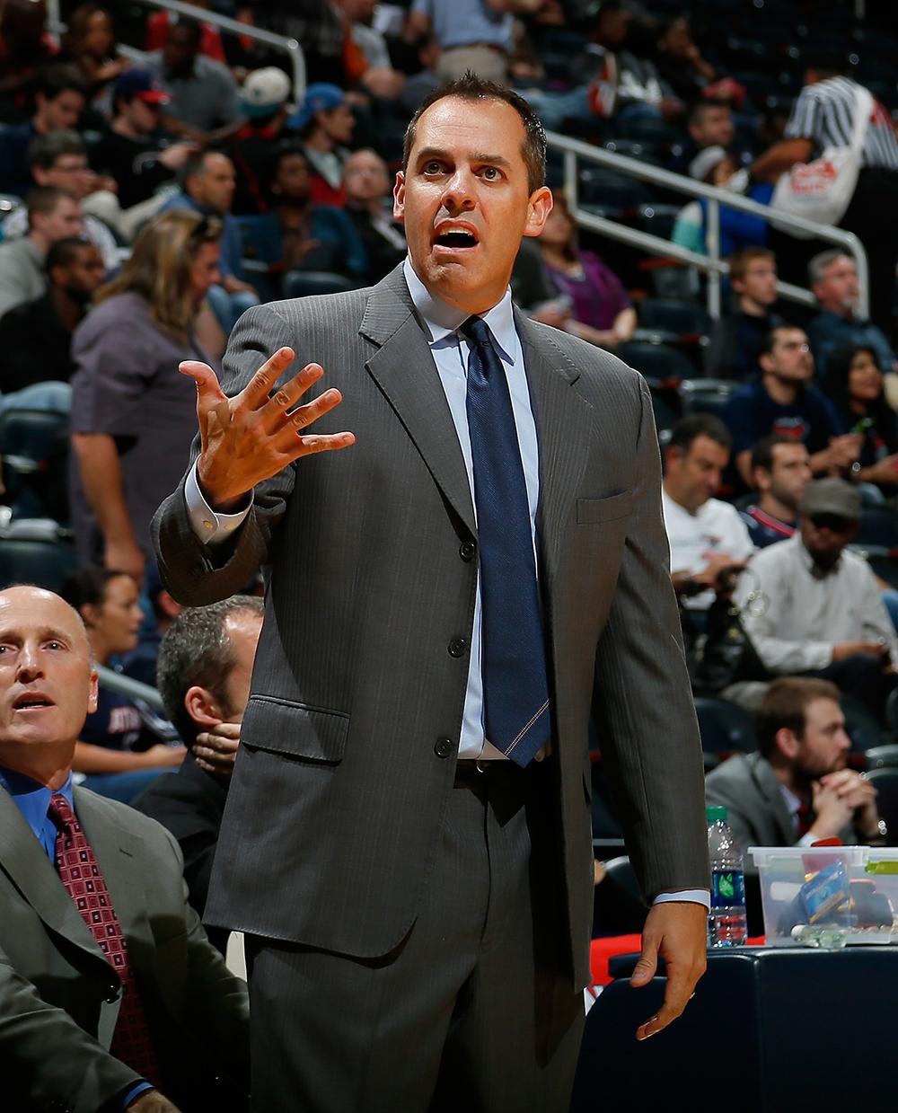 Frank Vogel entrenador de basquetbol en viva basquet