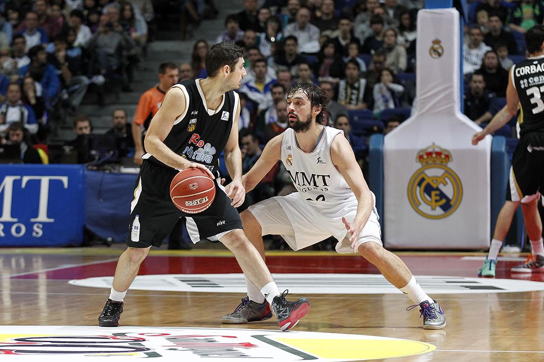 real madrid de loga ENDESA en viva basquet