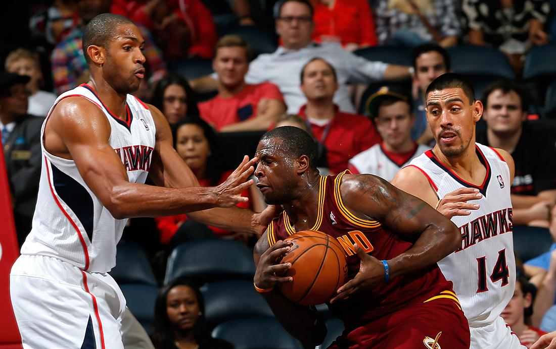 Cleveland Cavaliers v Atlanta Hawks con Gustavo Ayon en Viva basquet