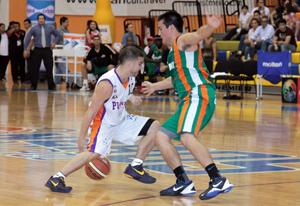 Pioneros en viva basquet