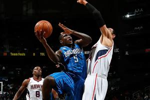 Orlando Magic v Atlanta Hawks en viva basquet