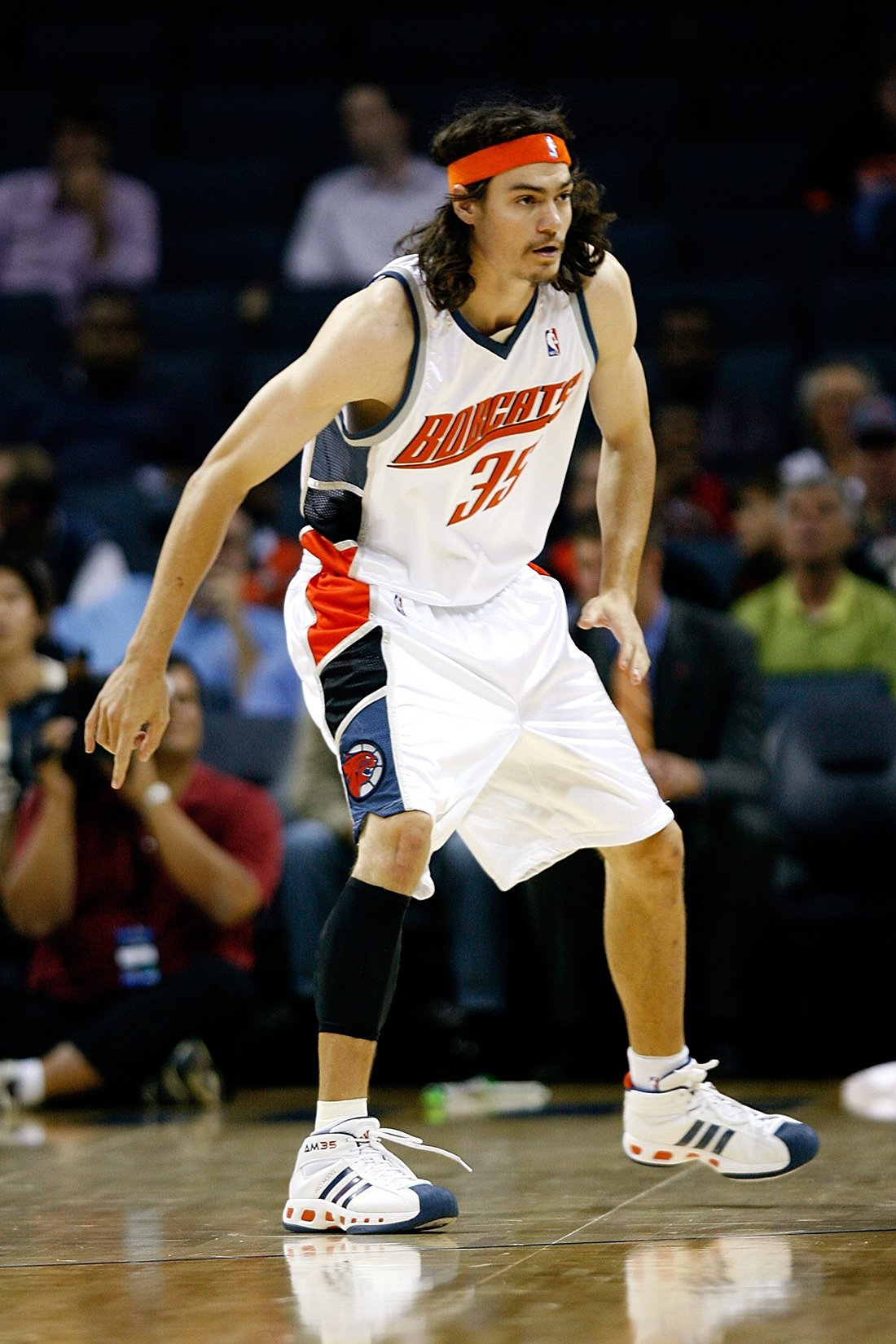 ADAM MORRISON en viva basquet