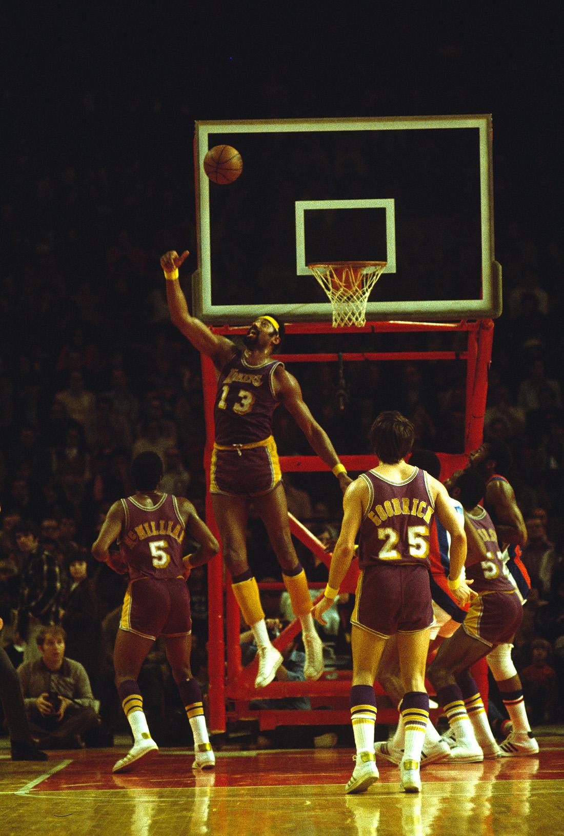 Los Angeles Lakers v Baltimore Bullets en viva basquet