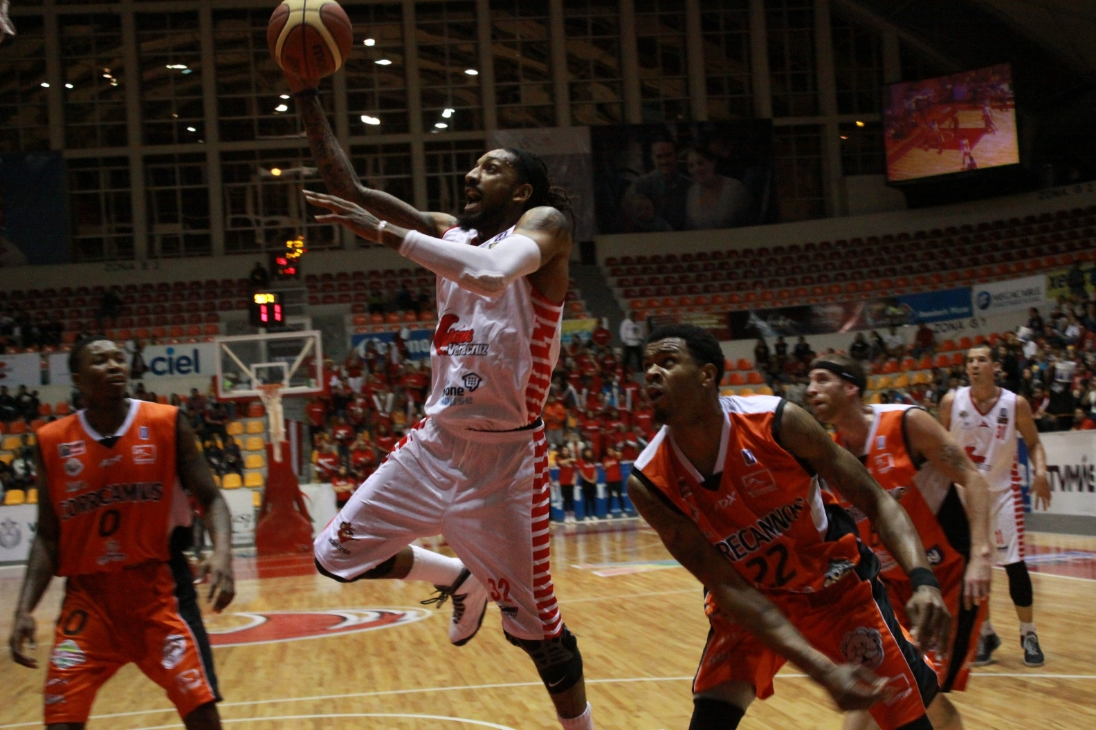 LNBP en viva basquet