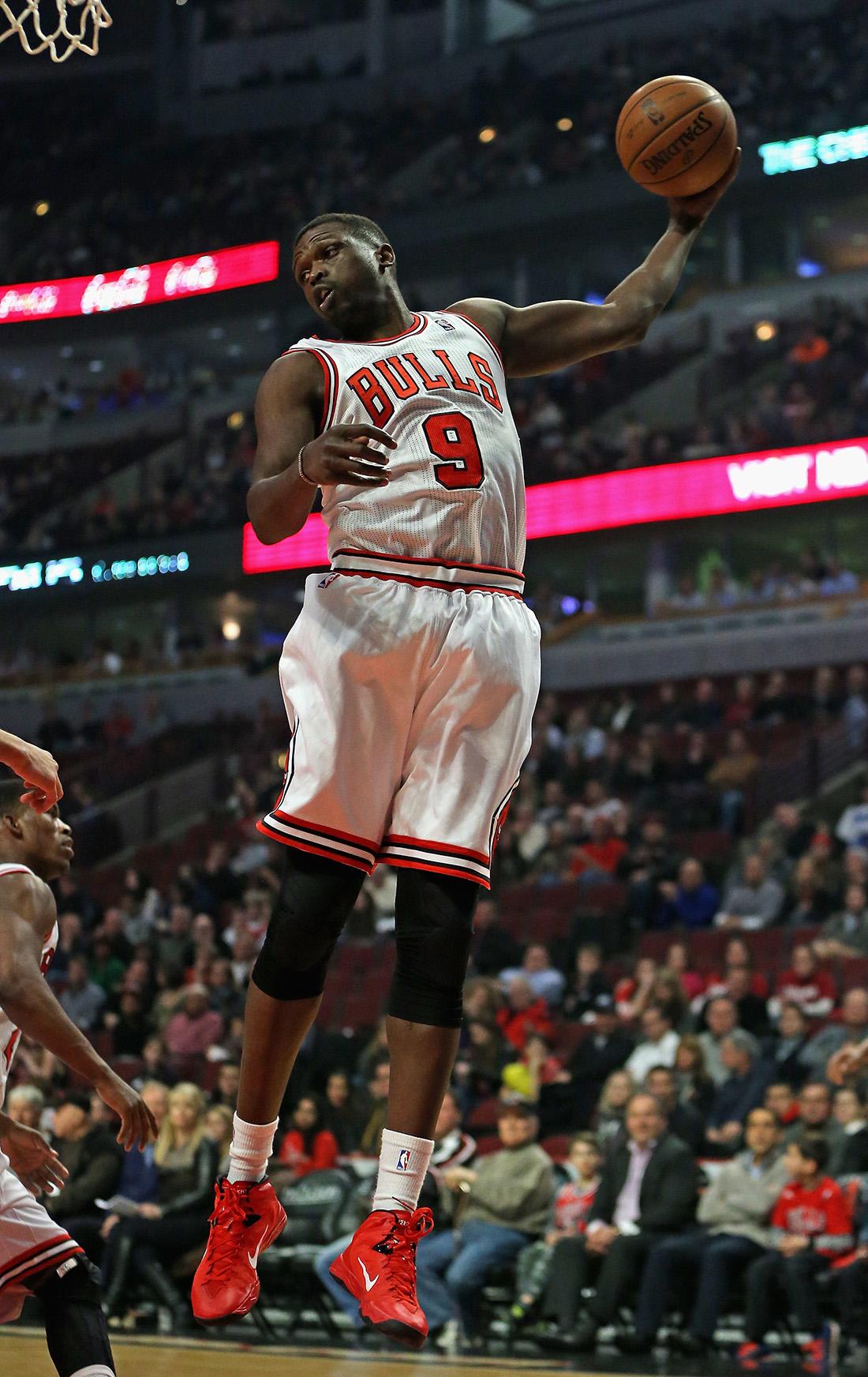 LUOL DENG de los bulls en viva basquet