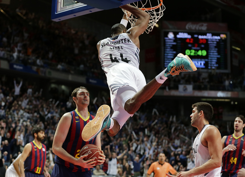 Real madrid liga endesa en viva basquet