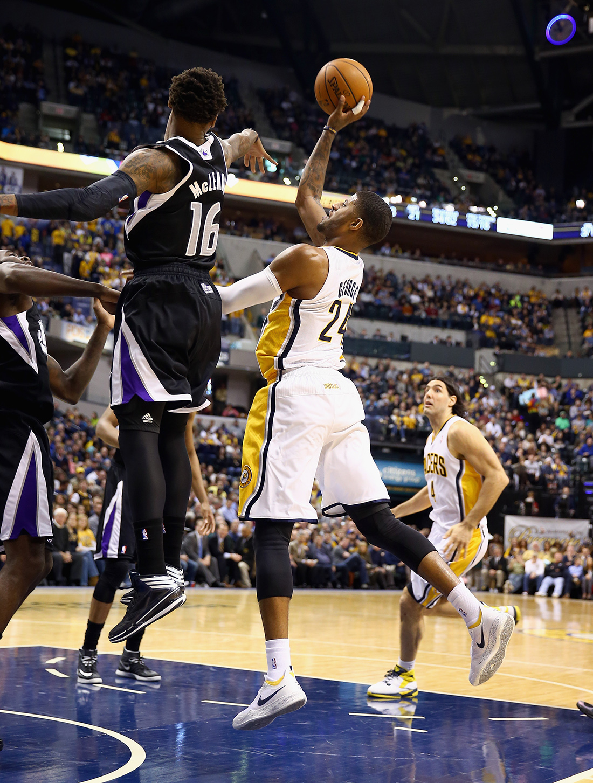 Sacramento Kings v Indiana Pacers en viva basquet