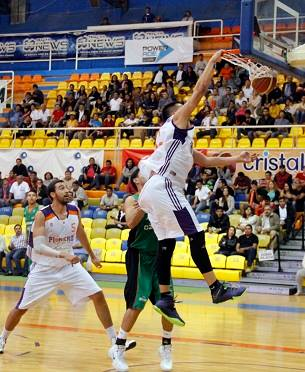 PIONEROS LNBP en viva basquet