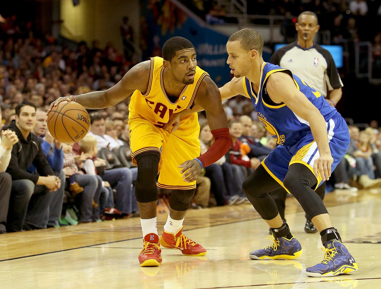 RUMBO A NOLA, Kyrie Irving & Stephen Curry en viva basquet