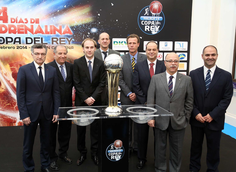 SORTEO COPA DEL REY  en viva basquet
