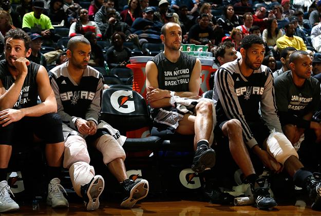 FOTO SPURS en viva basquet