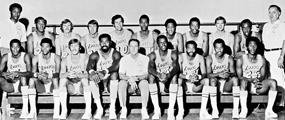 1971-72 NBA Champion Los Angeles Lakers en viva basquet