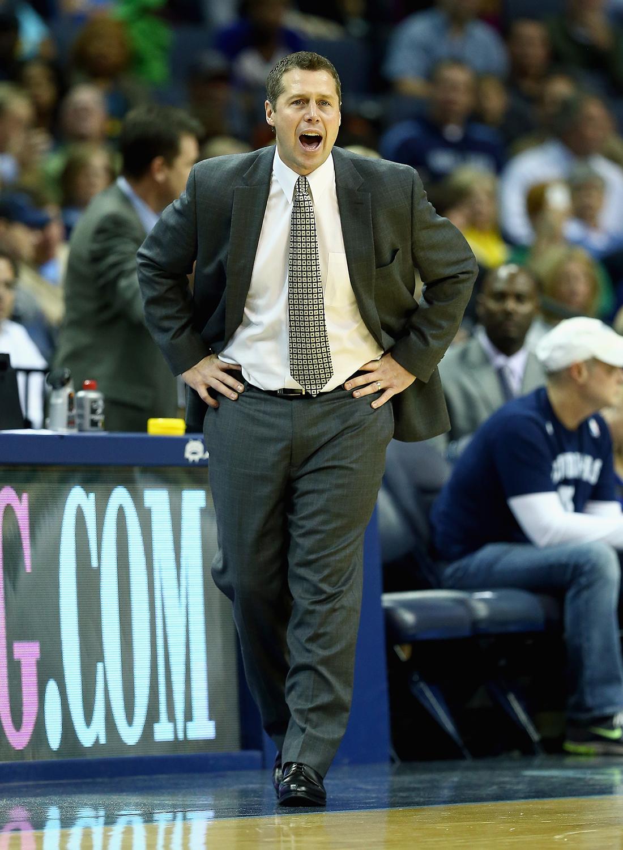 coach Dave Joerger en viva basquet